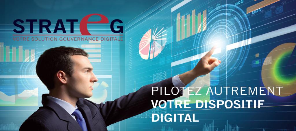 Gouvernance digitale Strat-EG